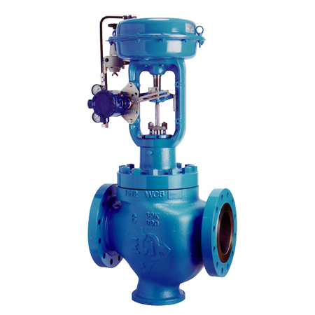 Cage / Double Seat Valves
