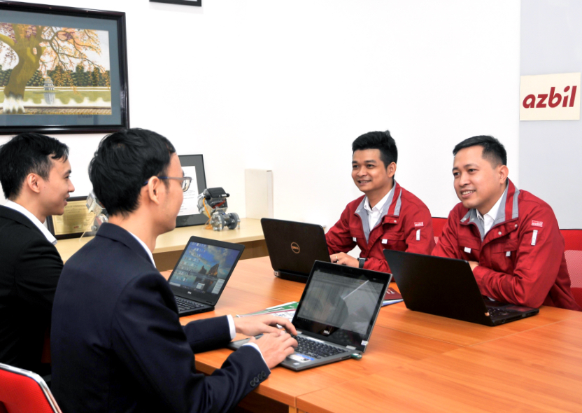 Azbil Vietnam Co., Ltd.