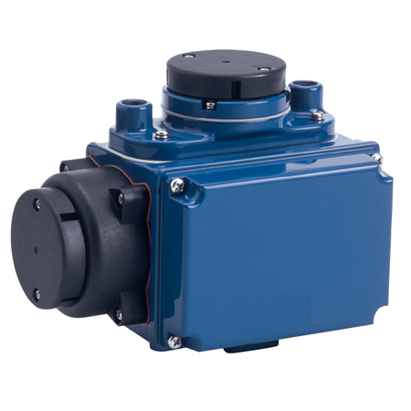Positioner for Rotary valves