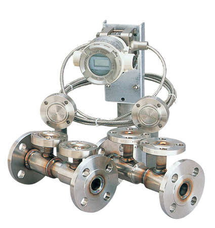 Differential Pressure Transmitter with Flow Element (Orifices…)