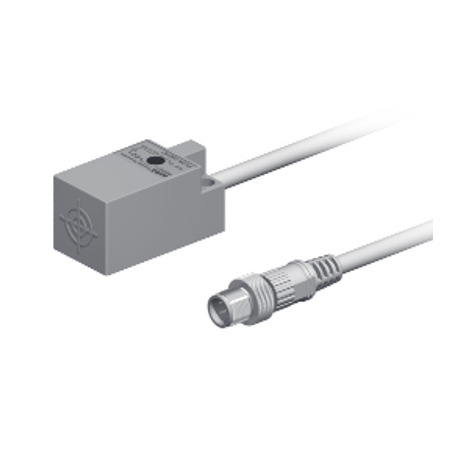 DC2-wire Square Proximity Switches
