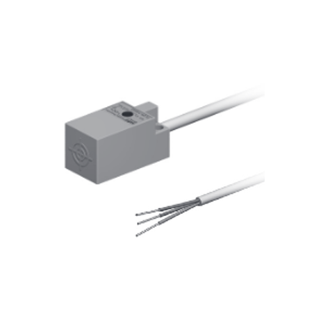 DC3-wire Square Proximity Switches