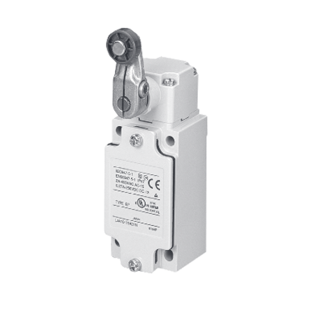 Limit Switches with Positive Opening Mechanism
