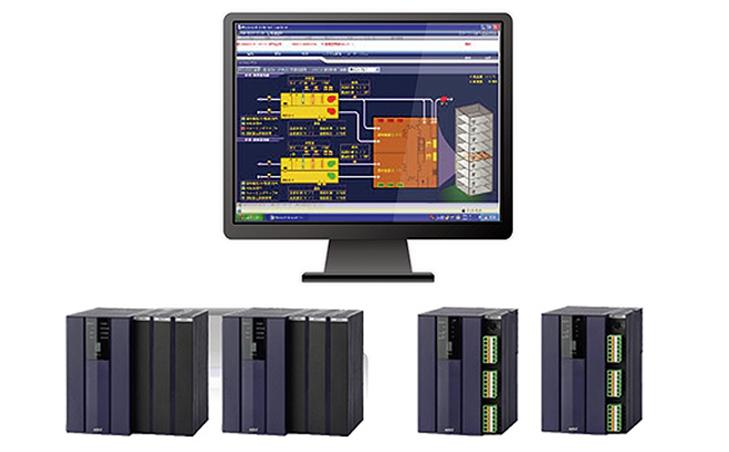Hệ thống quản lý toà nhà thế hệ savic-net™FX